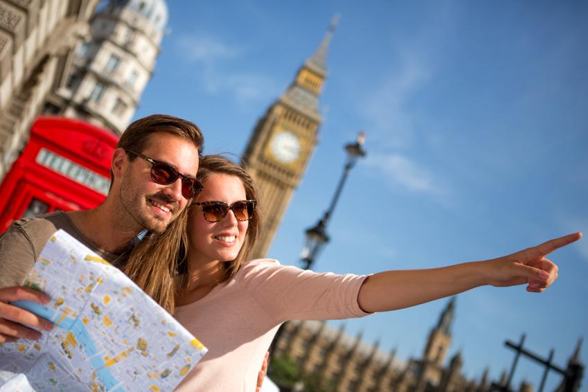 Busreise London